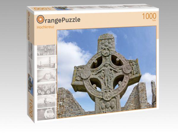 """Puzzle Motiv """"Hochkreuz"""" - Puzzle-Schachtel zu 1000 Teile Puzzle"""