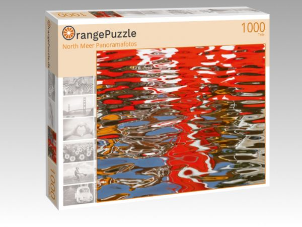 "Puzzle Motiv ""North Meer Panoramafotos"" - Puzzle-Schachtel zu 1000 Teile Puzzle"