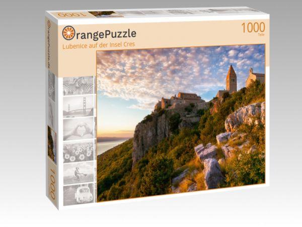 "Puzzle Motiv ""Lubenice auf der Insel Cres"" - Puzzle-Schachtel zu 1000 Teile Puzzle"