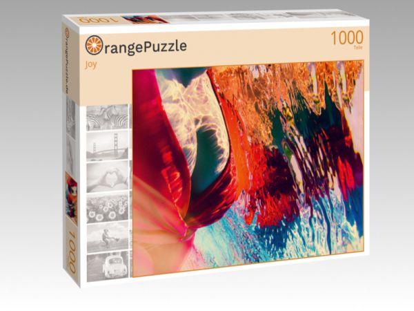 """Puzzle Motiv """"Joy"""" - Puzzle-Schachtel zu 1000 Teile Puzzle"""