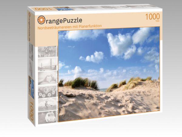 """Puzzle Motiv """"Nordseeträumereien mit Planerfunktion"""" - Puzzle-Schachtel zu 1000 Teile Puzzle"""