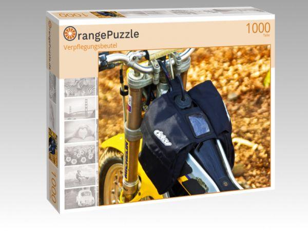 """Puzzle Motiv """"Verpflegungsbeutel"""" - Puzzle-Schachtel zu 1000 Teile Puzzle"""